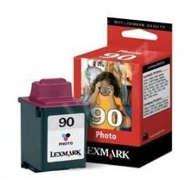 Tinte Refill LEXMARK # 85 (12A1990E) - Anleitung