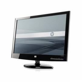 Bedienungshandbuch Monitor HP x 20'' LED (WS229AA #ABB) schwarz