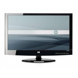 Monitor HP x 22 cm LED (WS231AA #ABB) schwarz Bedienungsanleitung