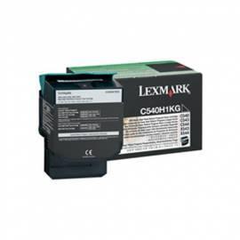 LEXMARK C540 Toner C543 C544 X 543 X 544 (C540H1KG) schwarz Bedienungsanleitung