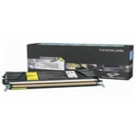 Datasheet Toner LEXMARK C530 (C5200YS) gelb