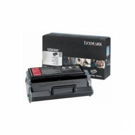 Handbuch für Toner LEXMARK E220 (12S0300) schwarz