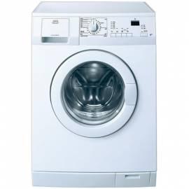 Handbuch für Automatische Waschmaschine AEG ELECTROLUX LAVAMAT 62640-weiß