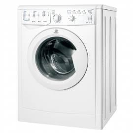 Service Manual Waschmaschine INDESIT IWB 5125 weiß
