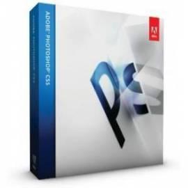 Bedienungshandbuch Software ADOBE Photoshop CS5 MAC CZ Upg (65048566)
