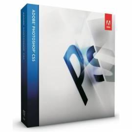 Software ADOBE Photoshop CS5 WIN CZ Upg (65048567) Bedienungsanleitung