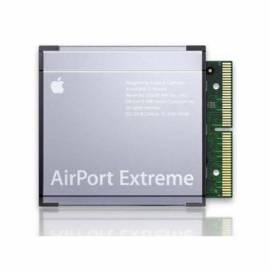 Netzwerk-Prvky ein WiFi APPLE AirPort Extreme Wi-Fi Karte mit 802. 11n (AASP) (mb988zm/a) grau Gebrauchsanweisung