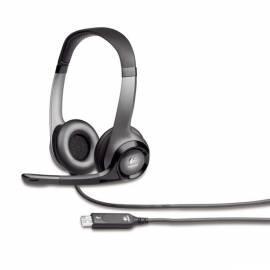 Handbuch für LOGITECH USB Headset H530 (981-000196) schwarz