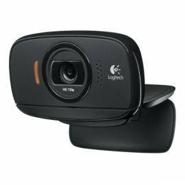 Datasheet Webcam LOGITECH HD Webcam C510 (960-000639)-schwarz