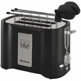 Benutzerhandbuch für Toaster: ARIETE-SCARLETT 124 schwarz