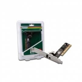 Zubehör für PC DIGITUS FireWire PCI 2 + 1 Port, VIA VT6306 + Low-Profile (DS-33201) - Anleitung