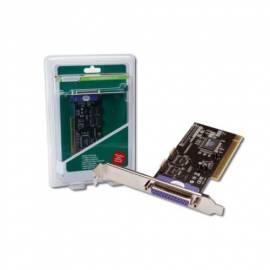 Service Manual Adapter Zubehör für PC DIGITUS PCI 2 X RS232 + 1 x Parallel (Low Profile) (DS-33040)