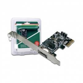 Zubehör für PC-DIGITUS PCI Express SATA II Karte, 1 X SATA II/1xeSATA, RAID (DS-30101) Bedienungsanleitung