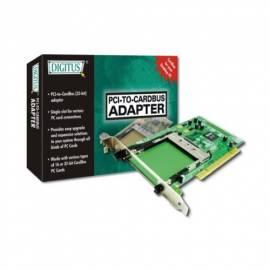Bedienungshandbuch Zubehör für PC-DIGITUS PCI / PCMCIA/Cardbus (DN-7002)