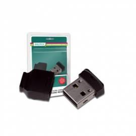 Handbuch für Leser Gummi Speicher DIGITUS USB 2.0 Card Reader Micro SD (DA-70314)