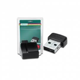 Benutzerhandbuch für Leser Gummi Speicher DIGITUS USB 2.0 Card Reader Micro SD/M2 (DA-70317)