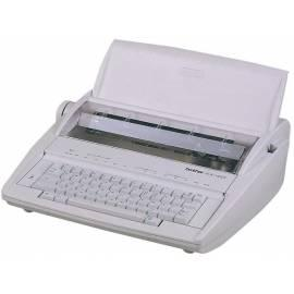 Elektrische Schreibmaschine BROTHER AX-410 (AX410) Gebrauchsanweisung