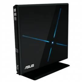Benutzerhandbuch für Externe Blu-Ray Mechanika ASUS SBC-06D1S-U/BLK/G/AS Combo (90-DT00200-UA011KZ)