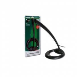 Benutzerhandbuch für Mikrofon DIGITUS Tischmikrofon mit (DA-10102) schwarz