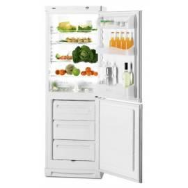 Kombination Kühlschrank / Gefrierschrank ZANUSSI ZK 21/10 ATO Gebrauchsanweisung