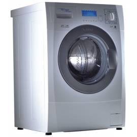 Benutzerhandbuch für Automatische Waschmaschine ARDO Sechskant FLO126L weiß