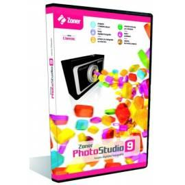 Handbuch für Studio9 Software ZONER Photo Classic