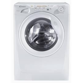 Waschmaschine Candy GO 108 Grand-O - Anleitung