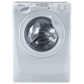 Benutzerhandbuch für Waschmaschine CANDY GO 148 TXT (31002162) weiß