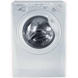 Bedienungsanleitung für Waschmaschine Candy GO4 105 Grand - über
