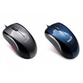 Maus Genius Navigator 320, USB, blau Gebrauchsanweisung