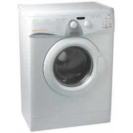Bedienungshandbuch automatische Waschmaschine Göttin WFA 1046 D7