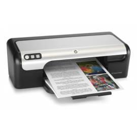 Handbuch für HP Deskjet D2560 Drucker (CB671B)