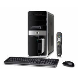 PC HP Pavilion M9561 Q9400 (NC133AA) Gebrauchsanweisung