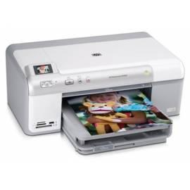 PDF-Handbuch downloadenDrucker HP Photosmart D5460 (Q8421B) (Q8421B # BEP)