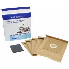 Benutzerhandbuch für Taschen für Staubsauger HYUNDAI DB322
