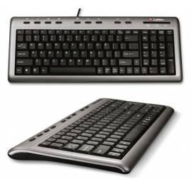 Bedienungsanleitung für Tastatur LABTEC Ultra Flat Keyboard (967486-0128)