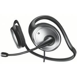 Handbuch für PHILIPS SHM6103-Headset schwarz/silber