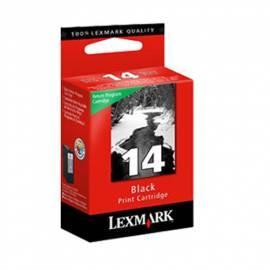 Benutzerhandbuch für Lexmark Patrone 018C2090E-schwarz, Nr. 14
