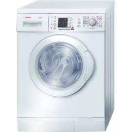 Waschmaschine Bosch WLX 2448 KBY front-Leistung Gebrauchsanweisung