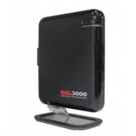 Datasheet PC HAL3000 ION 9103 (PCHS04741), schwarz, DVI, Windows 7 Home Premium - 64bit
