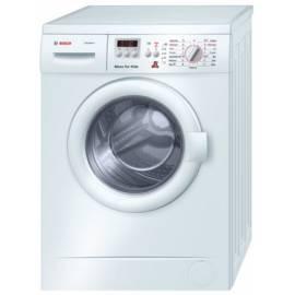 Service Manual Waschmaschine BOSCH WAA 2426KBY weiß