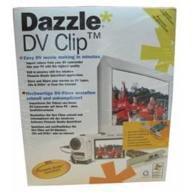 Software PINNACLE DV-Clip - Anleitung