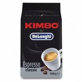 Benutzerhandbuch für Kaffeebohnen DELONGHI Kimbo Classic