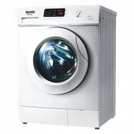 BAUKNECHT BWM1216W Waschmaschine weiß Gebrauchsanweisung