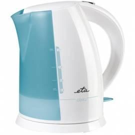 Service Manual Wasserkocher ETA Olivia 3583 90000 + Tee 000092265 weiss/blau