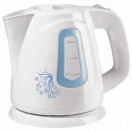 Handbuch für Wasserkocher ETA Marcia 1583 90000 + Tee 000092265 weiss/blau