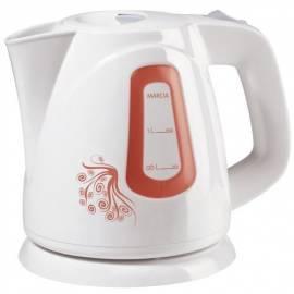 Wasserkocher ETA Marcia 1583 90010 + Tee 000092265 weiß/rot - Anleitung