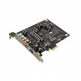 Benutzerhandbuch für Soundkarte CREATIVE LABS Sound Blaster X-Fi Titanium PCIe-(30SB088200000)