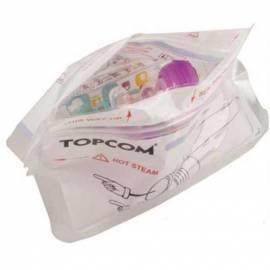 Benutzerhandbuch für TOPCOM TravelizerBag 100 MWT Zubehör k