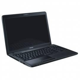 Laptop TOSHIBA Satellite Pro C650-1CC (PSC08E-03H006CZ) schwarz Bedienungsanleitung